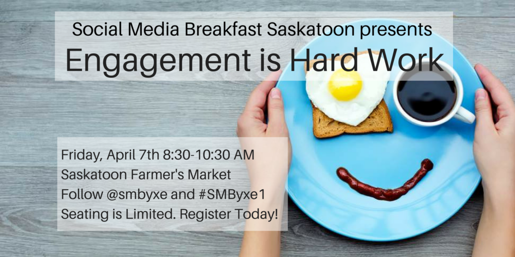 SMByxe Engagement is Hard Work